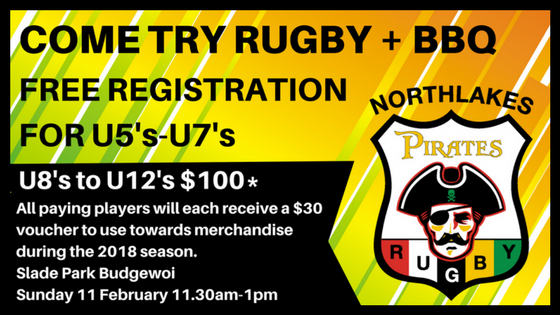 Come Try Rugby
