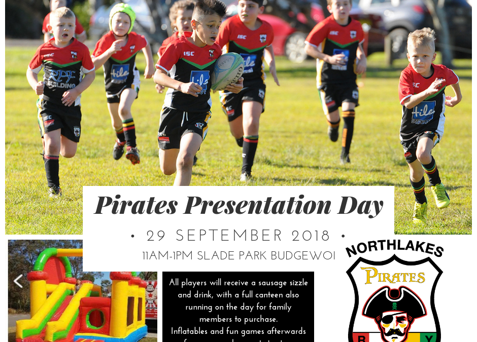 Pirates Presentation